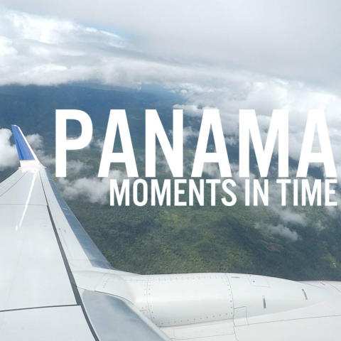 Panama Timelapse