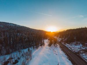 Tahoe Sunset 2017